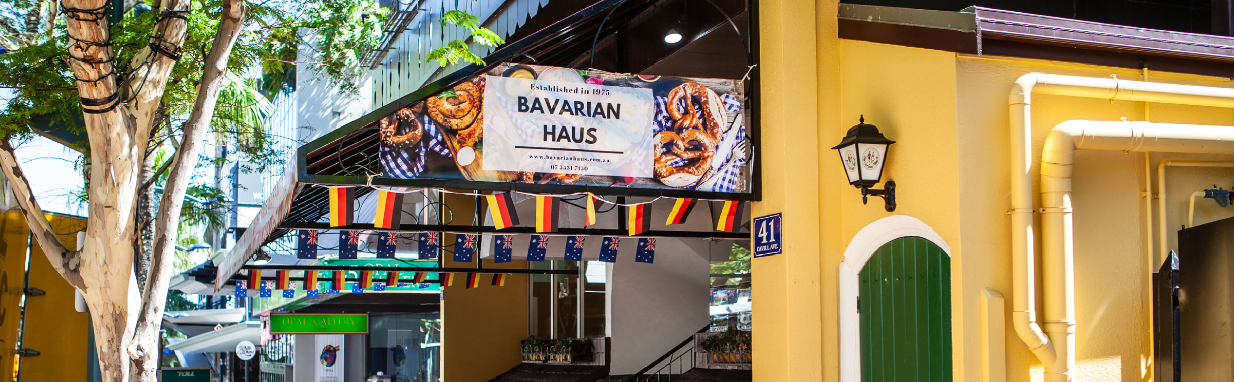 The Bavarian Haus German Restaurant Surfers Paradise